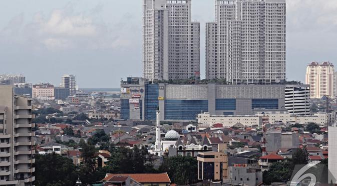Anjloknya Pertumbuhan properti 2015 disebabkan kenaikan harga bahan bakar minyak dan kenaikan tarif dasar listrik, Jakarta, Senin (Liputan6.com/Faizal Fanani)