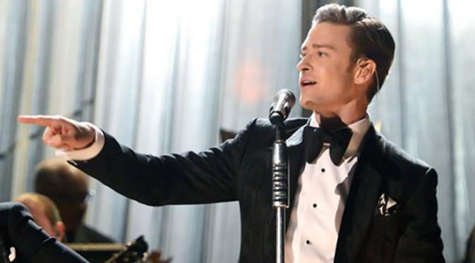 Justin Timberlake dapat hadiah dari penggemarnya berusia 10 tahun