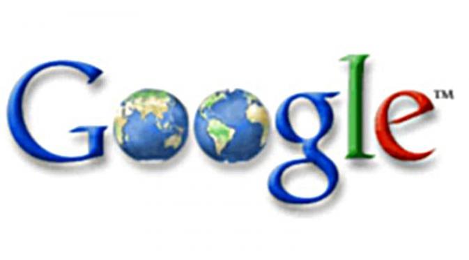 Google Doodle Hari Bumi 2001 | via: ibnlive.in.com
