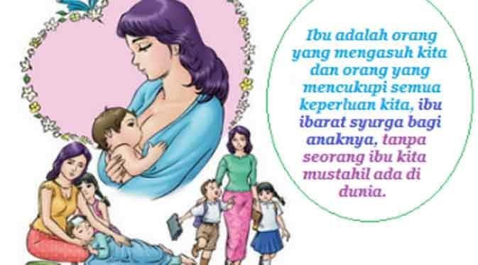 Renungan Kata Kata Mutiara Di Hari Ibu Internasional