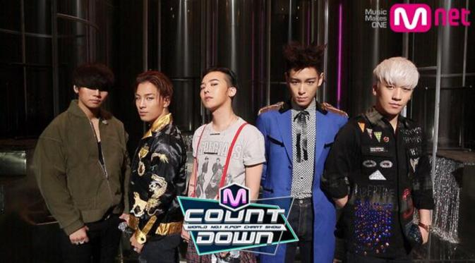 Big Bang berhasil menyingkirkan karya terbaru EXO di tangga lagu ternama Korea Selatan.
