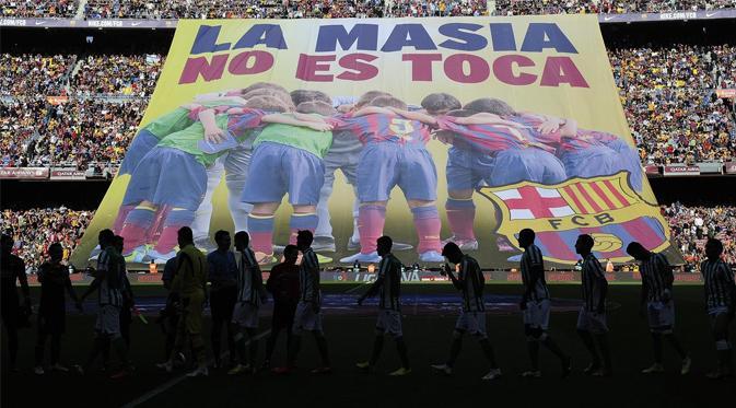 Ilustrasi La Masia (eurosports)