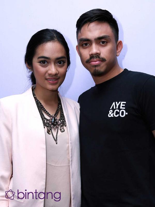 Ayudia Bing Slamet dan Ditto (Deki Prayoga/Bintang.com)