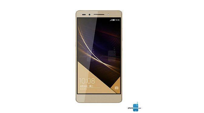 Huawei Honor 7 (Foto: Phone Arena)