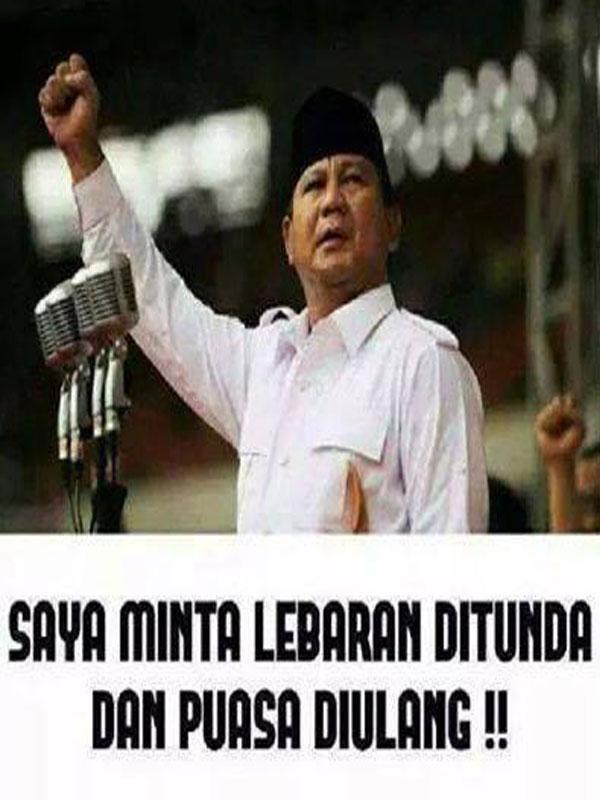 Meme Lebaran | via: twitter.com
