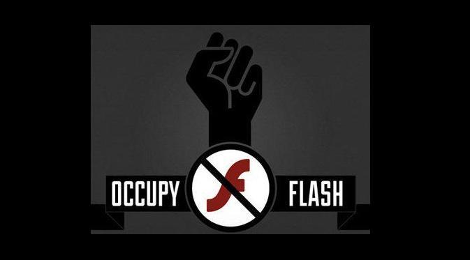 Flash diblokir dari Browser Firefox