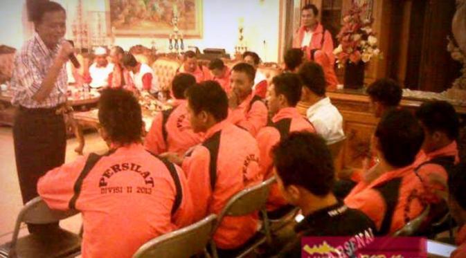 Persilat, Persatuan Sepak Bola Indonesia Lampung Tengah (Lampungtoday)