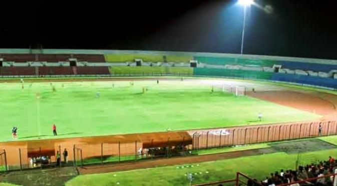 Stadion Sultan Agung di Bantul, DIY (Liga Blogspot)