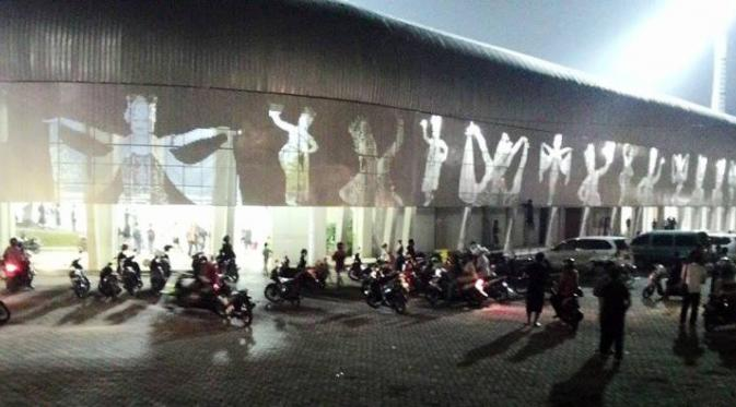 Stadion Diponegoro di Banyuwangi (banyuwangidiscovery)