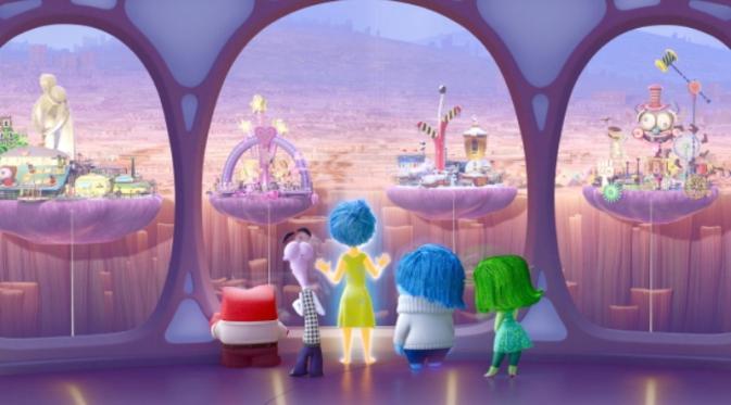 Adegan film Inside Out. (dok. Disney/Pixar)