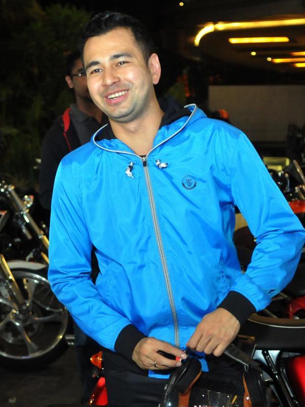 Raffi Ahmad (Liputan6.com/Panji Diksana)