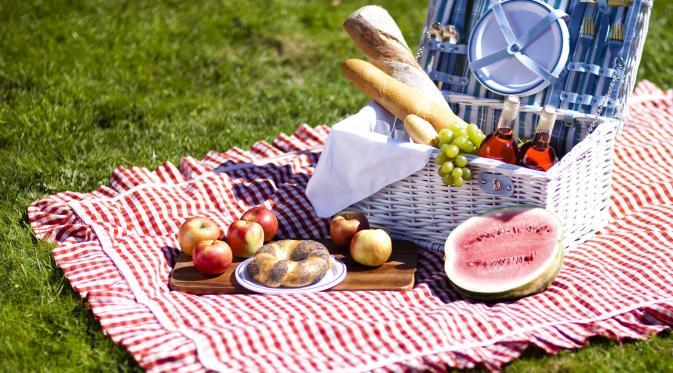 perlengkapan piknik