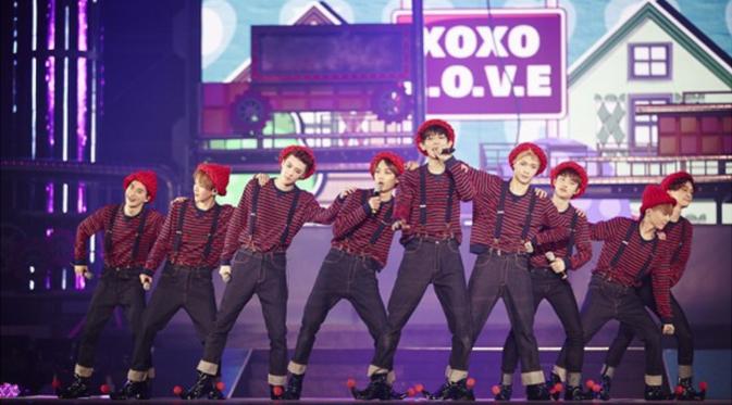 EXO [foto: SM Entertainment]